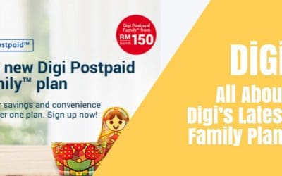 All About Digi Latest Family Plan